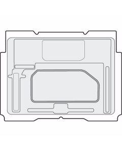 BTI / Festool Fein multimaster en supercut inzetstuk