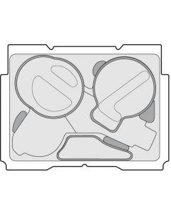 BTI / Festool slijp/schuurschijven inzetstuk