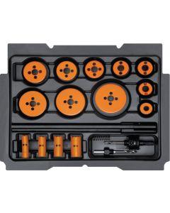BTI T-loc systainer 1 + gatzagen set (16-73mm)