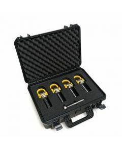 Pitzl Hijsklem PowerClamp D40/90 set 4 stuks