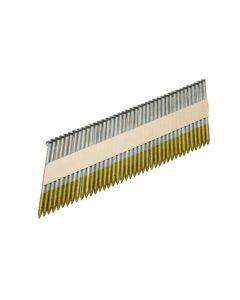 D-kop nagels 3.1x90 Blank/Ring (3.000 st.)