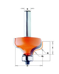 CMT profielfrees 35 mm dubbele radius 6,4-4,8