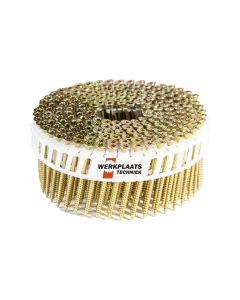 Nail screws op rol 2.8x50 GALVA TORX 15 (6000)