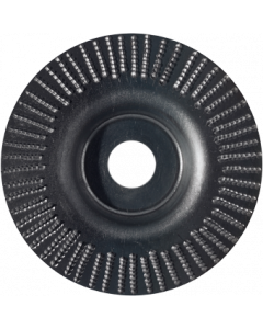 Powerrasp Raspschijf 125x3x22mm vlak fijn