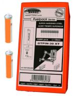 Kitpro Stalen betonnagels pulsa 700 met gas 30mm